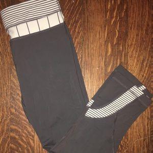 Lululemon capri workout leggings